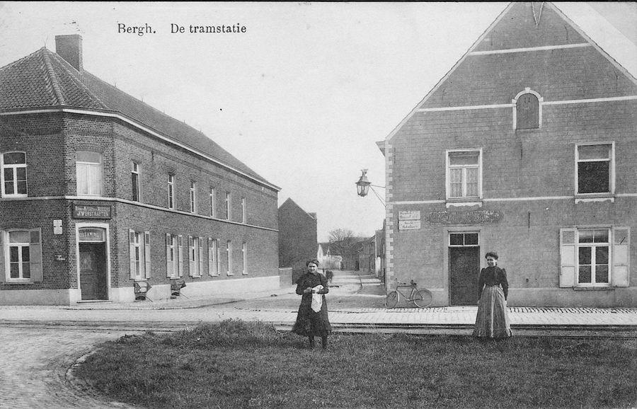 Bergstraat / Haachtsesteenweg