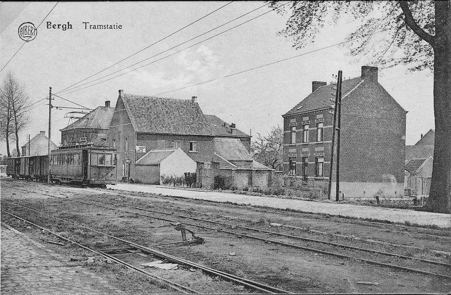 Haachtsesteenweg / Bergstraat